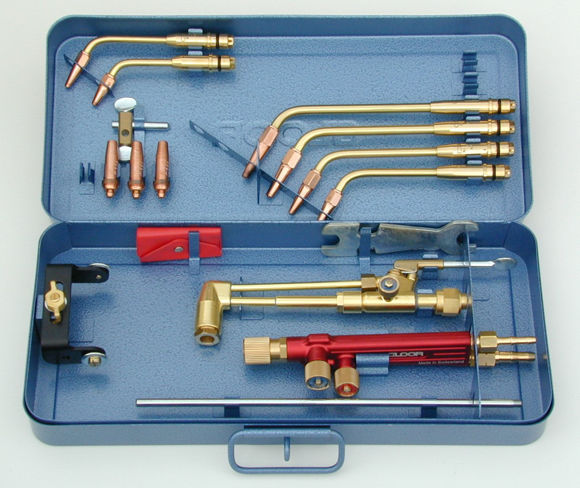 Picture of Complete welding + cutting set