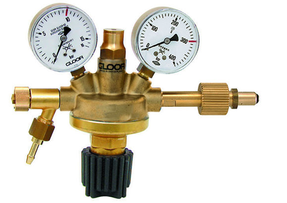 Picture of Pressure regulator CO2/argon/nitrogen 300 bar