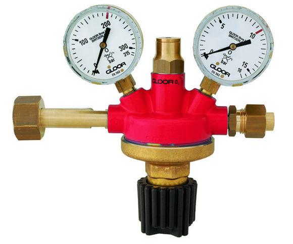 Picture of Central pressure regulator acetylene