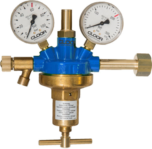 Picture of HP Regulator oxygen 60 bar