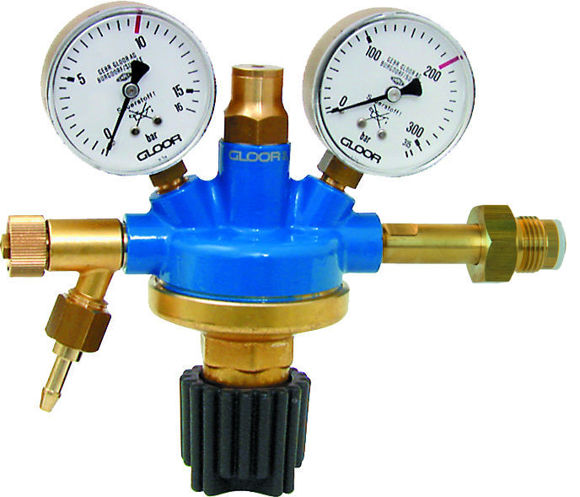 Picture of HP Regulator oxygen
