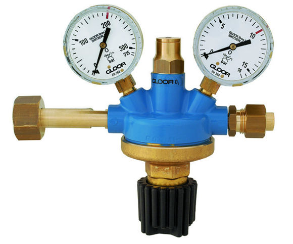 Picture of Central pressure regulator oxygen